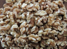 Shelled Persian Walnuts Image